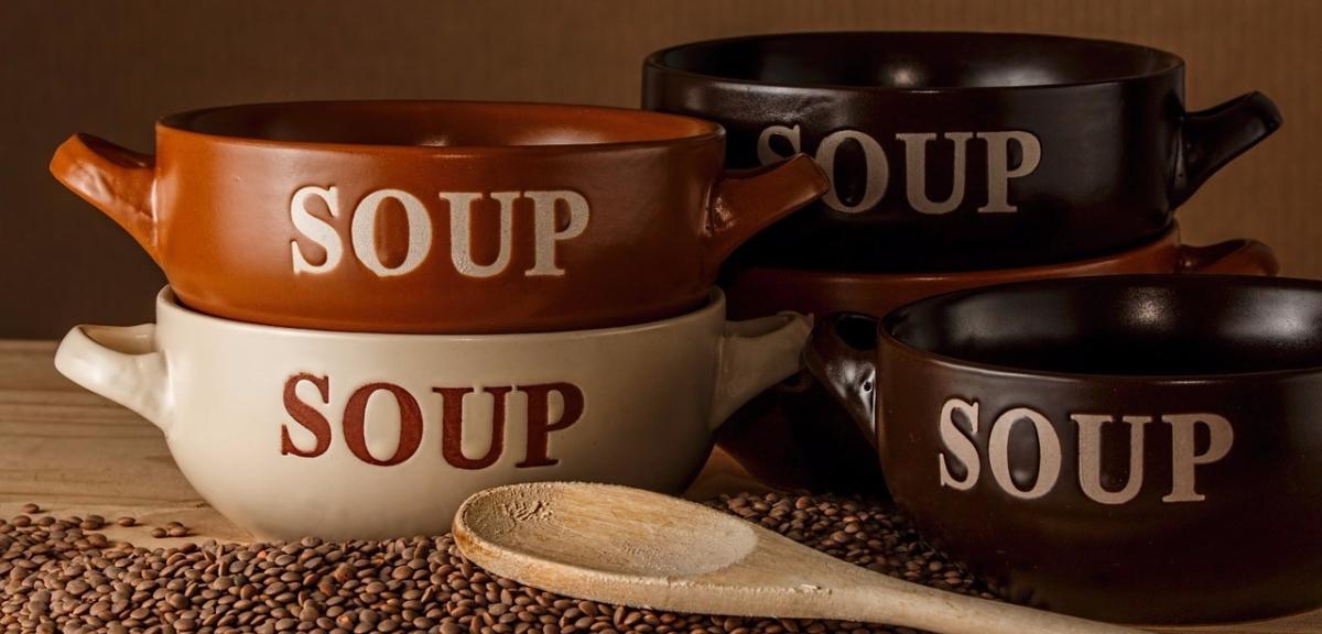 Ceci e lenticchie: le zuppe del benessere, senza anti-nutrienti!